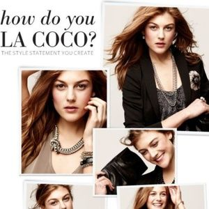 Stella & Dot Jewelry - :: Stella & Dot 'Vintage' Feather Brooch/Pendant